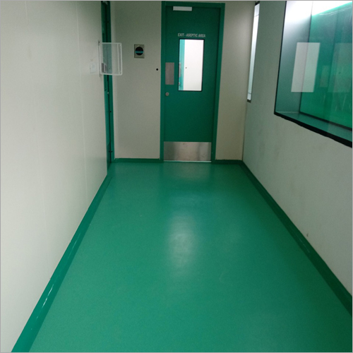PU Concrete Flooring Services