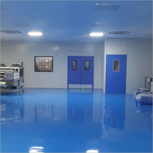 Clean Room Flooring Services