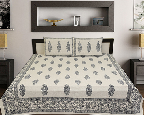 Designer Double Bed Sheet Set