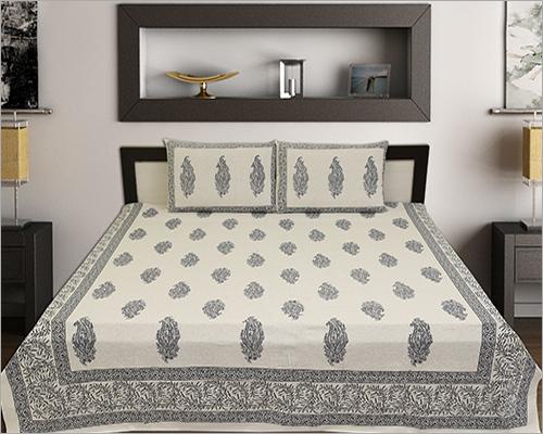 Designer Double Bed Sheet Set