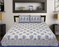 Double Printed Bed Sheet Set