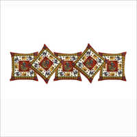 Rajasthani Printed Cushion Cover Set