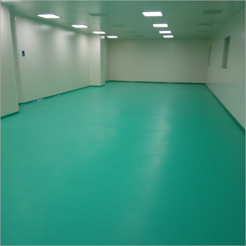 Pharmaceutical PU Flooring Services