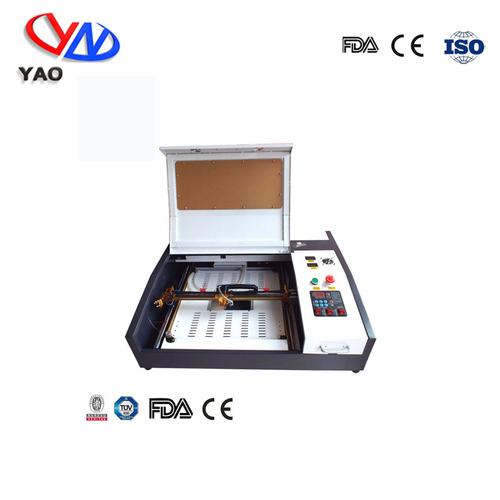 CO2 Laser Engraving Acrylic Engraver