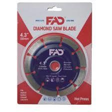 FAD Granite Cutting Blade ( Hot Pressed)
