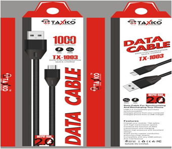 Tx-1003 Mobile Data Cable