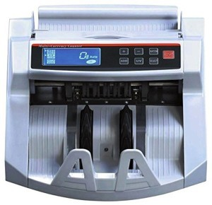 Currency Counting  And Shredding Machine