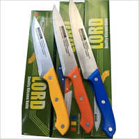Steel Kitchen Knife Set