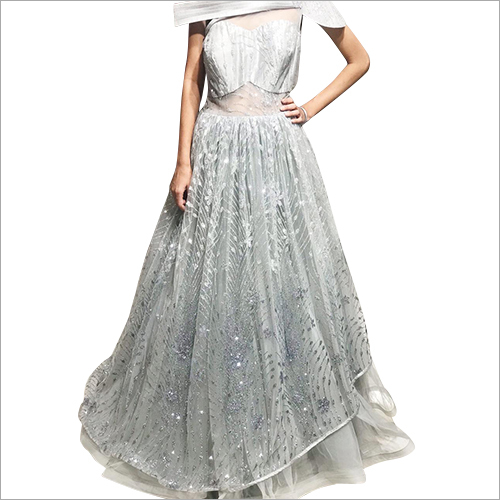 Ladies Modern Gown