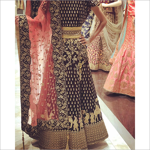 Ladies Georgette Lehenga