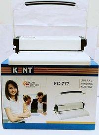 Kent Binding Machine FC-777