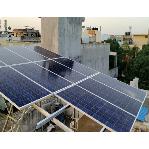 Industrial Polycrystalline Solar Panel