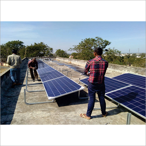 Commercial Solar Panel Installation Service