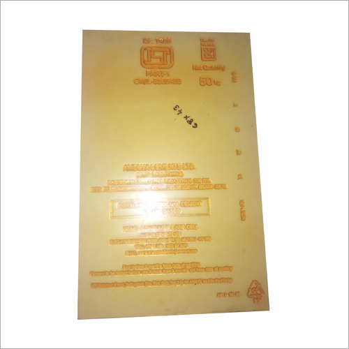 Yellow Photopolymer Stereo Printing Services