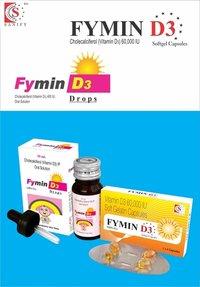 FYmin D3 ( Capsule Soft Gel )