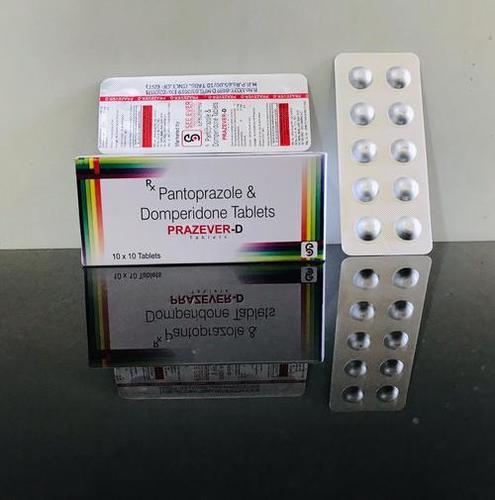 Pantoprazole + Domperidone Tablets