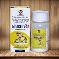 Amoxycillin 400 Mg & Clavulanic Acid 57.5 Mg Per 5 Ml