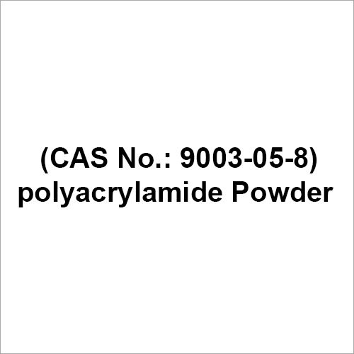 Polyacrylamide Powder