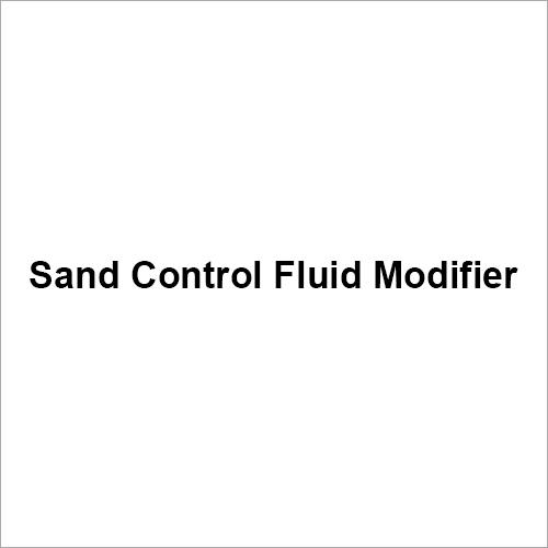 Sand Control Fluid Modifier