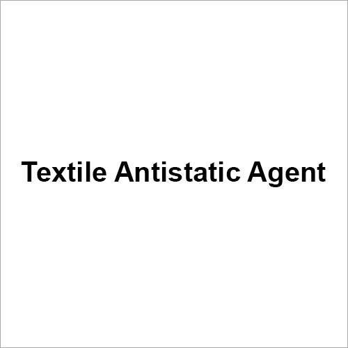 Textile Antistatic Agent