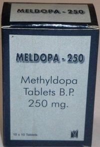 Methyldopa Tablets
