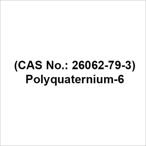 Polyquaternium 6 Chemical