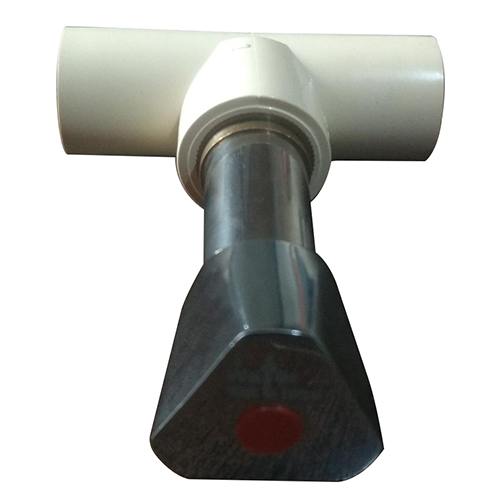 Concealed Ball Valve