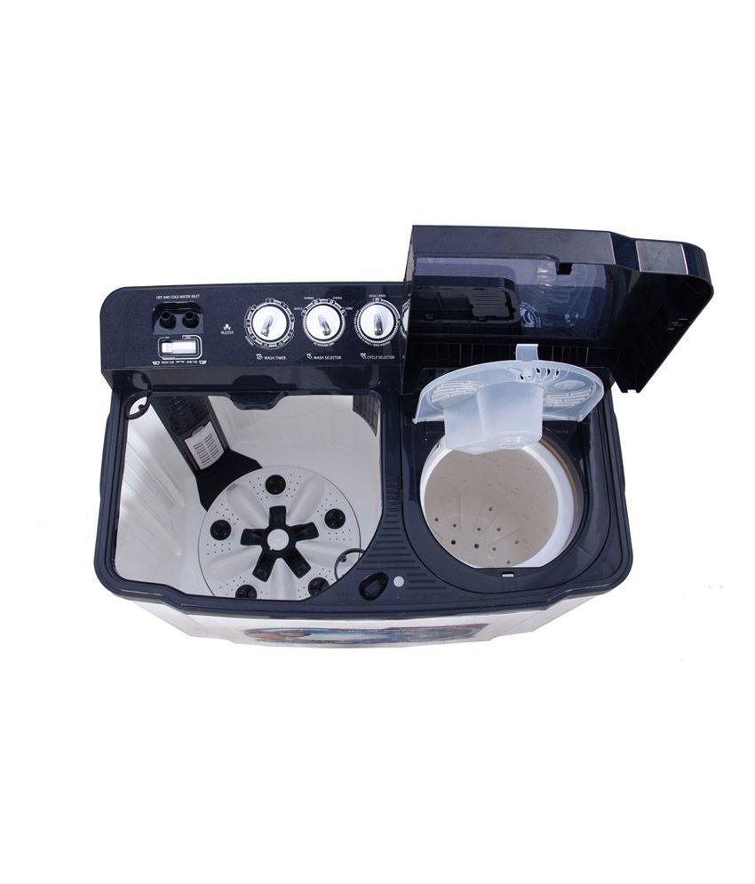Videocon 9.0 Kg 90P19 Semi Automatic Washing Machine