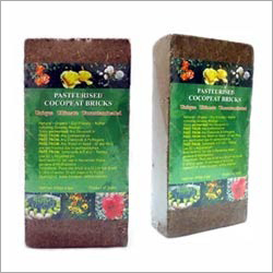 Cocopeat Bricks And Blocks