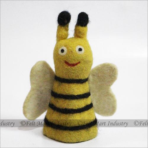 Felt Bee Egg Warmer