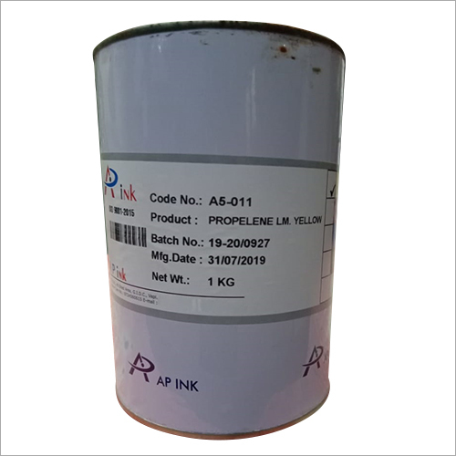 Proplene all color Printing Ink