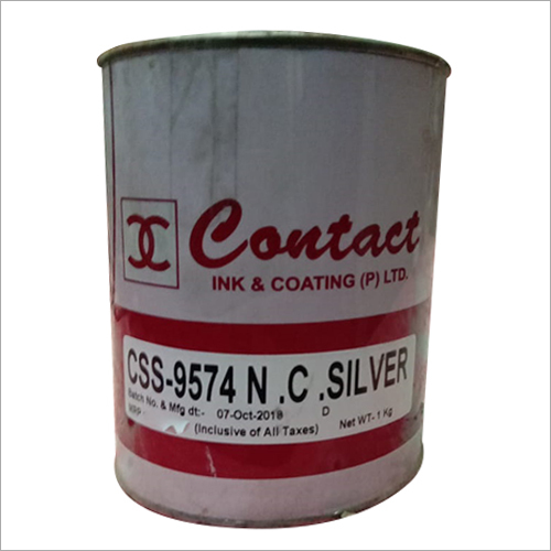 Printing Ink And Coating