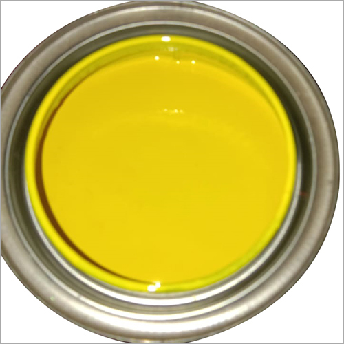 Poly Yellow  Printing Ink