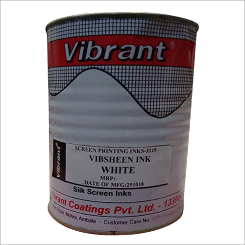 Vynoshine screen printing ink