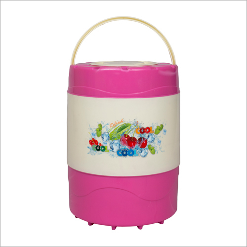 Back Look Insulated water jug