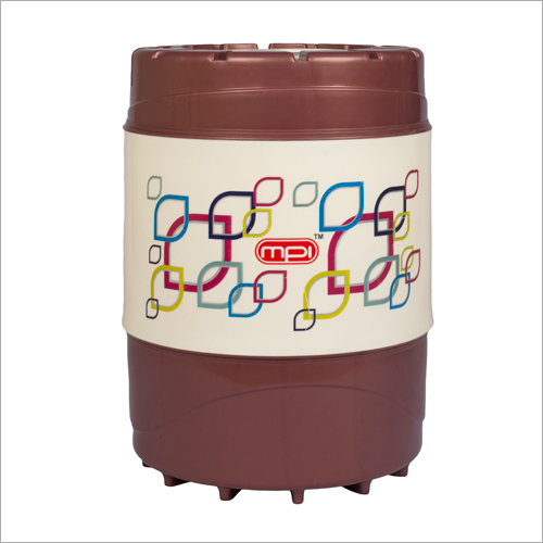 Mpi Brown Insulated water jug