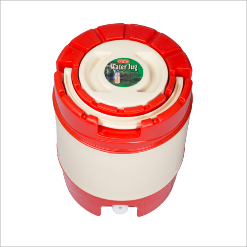 Mpi Red Top Look Insulated water jug