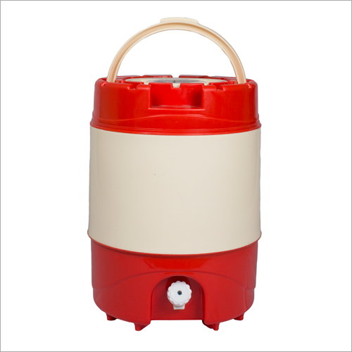 Mpi Red With Front Look Insulated water jug