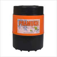 Pramukh Black orange insulated water jug