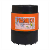 Pramukh Black orange