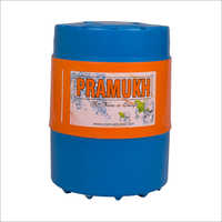 Pramukh Blue orange insulated water jug