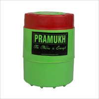 Pramukh Green Red insulated water jug