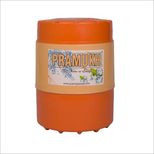 Pramukh New Orange insulated water jug