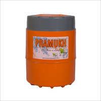 Pramukh Orange Gray insulated water jug
