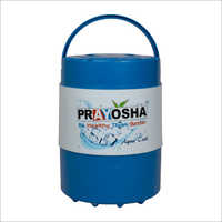 Prayosha Blue Back Look