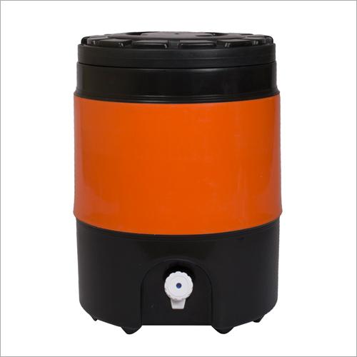 Prayosha Orang black insulated water jug