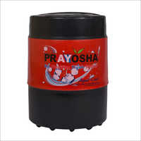 Prayosha Red black insulated water jug