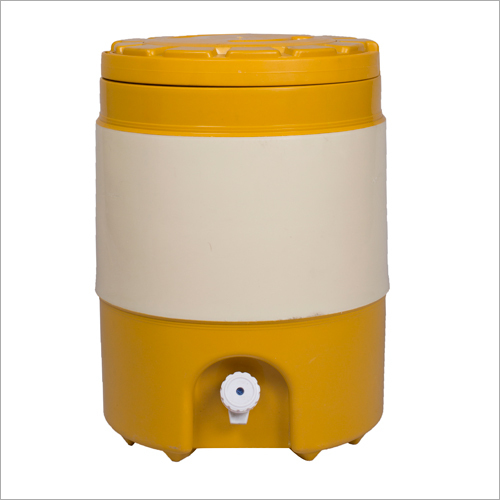 Prayosha Yellow insulated water jug