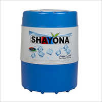 Shayona Blue insulated water jug