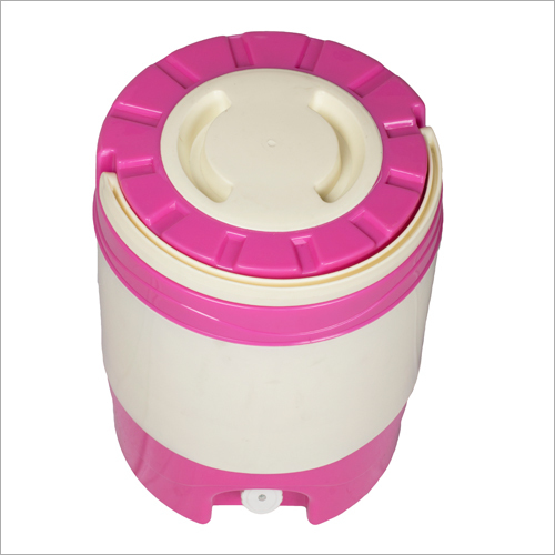Swastik pink Insulated water jug